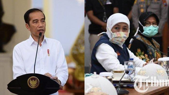 Gubernur Khofifah Ucapkan Selamat Ulang Tahun ke Presiden Jokowi : Selalu Sehat dan Panjang Umur