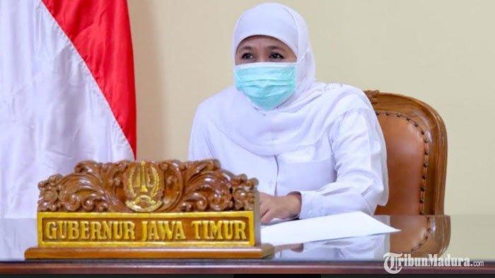 Gubernur Jatim Putuskan 11 Daerah Terapkan Pemberlakuan Pembatasan Kegiatan Mulai 11 Januari 2021