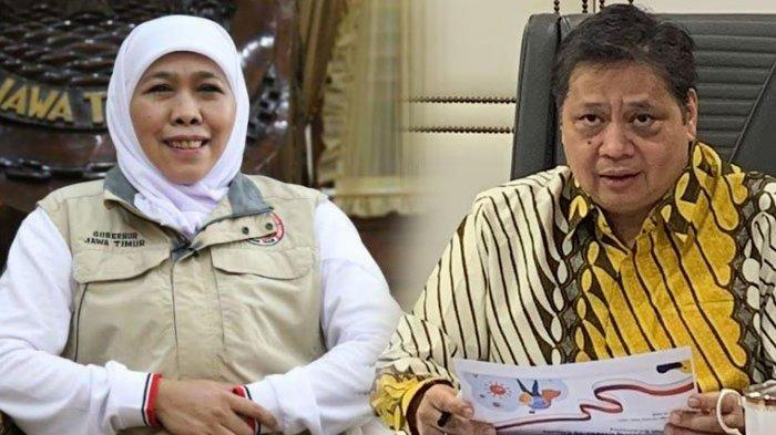 Golkar Jatim Harap Duet Airlangga-Khofifah di Pilpres 2024, Ketua DPD MSarmuji: Kami Sangat Bangga