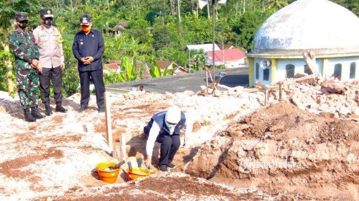 Korban Gempa Malang Segera Dibangunkan Rumah Sementara, Cegah Warga Tinggal di Pengungsian