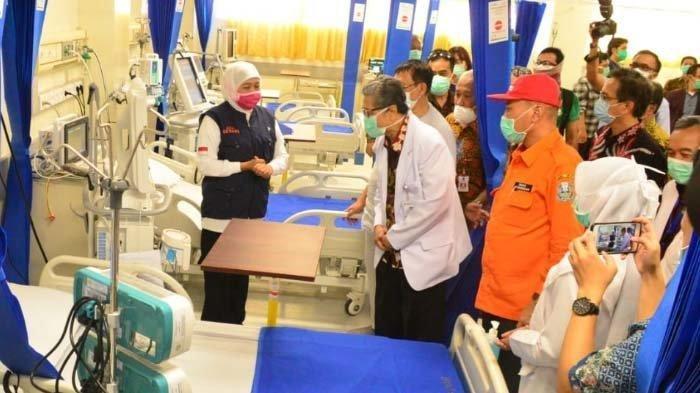 Poli Khusus RS Unair Surabaya Tutup Selama Lebaran, Pasien Gejala Covid-19 akan Diterima di IGD