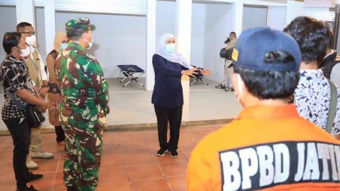 Kantor BPWS Disiapkan Jadi Tempat Karantina Pasien Covid-19 di Bangkalan, Bisa Tampung 400 Bed