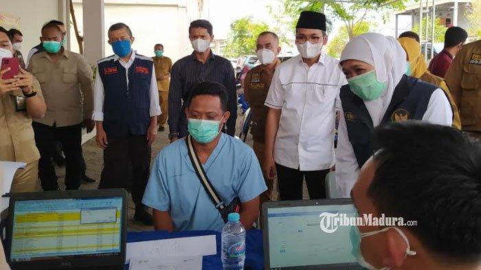 PPKM Skala Mikro di Jawa Timur, Ada 210 Wilayah dengan Status Zona Merah Covid-19 Tingkat RT