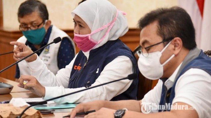 Pemprov Jatim Upayakan Fasilitasi Pedagang UMKM untuk Jualan Online Jika PSBB Resmi Diterapkan