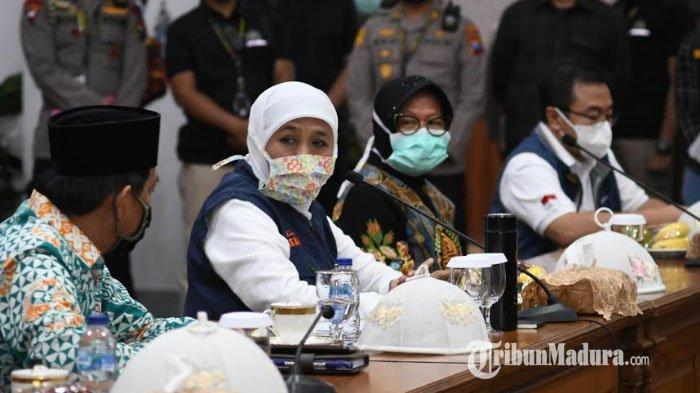Jatim Expo Surabaya Jadi Sentra Logistik Lumbung Pangan Jatim Selama Pandemi Virus Corona