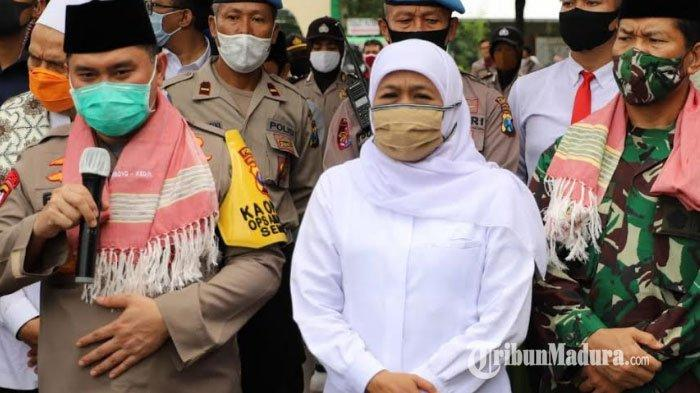 Tak Ada Tambahan Kasus Covid-19, Kabupaten Lumajang dan Kota Blitar Jadi Zona Kuning Corona di Jatim
