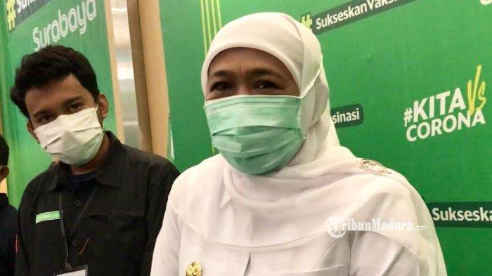 Pos Penyekatan Suramadu Dibongkar, Gubernur Khofifah Singgung Efektivitas SIKM bagi Pengendara