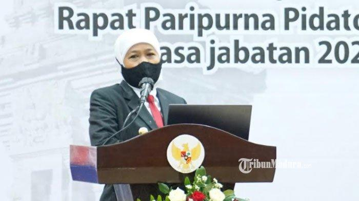 Gubernur Khofifah Larang ASN Jawa Timur Pergi ke Luar Kota Selama Long Weekend Hari Paskah