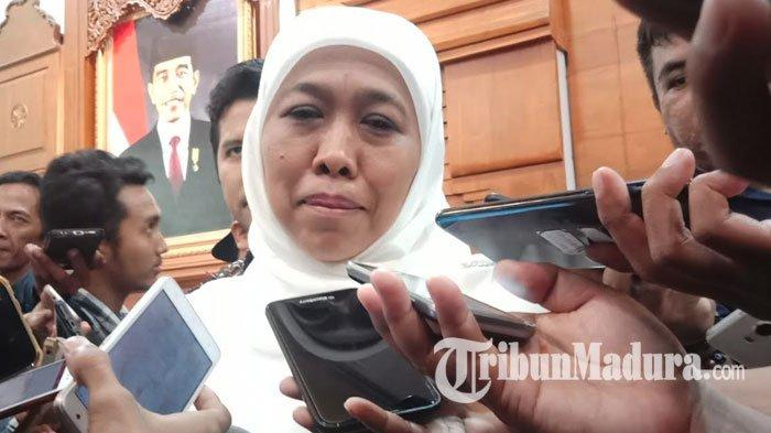 Gubernur Jatim Bantah Rekomendasikan Kepala Kemenag ke Romahurmuziy, Khofifah: Tanya ke Mas Rommy