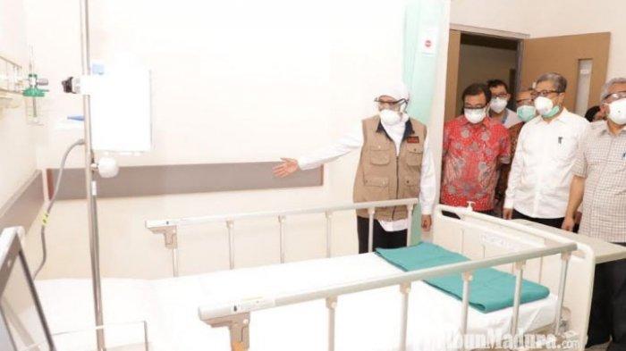 Bed RSUD dr Soetomo Tak Selalu Penuh karena Terbantu Rumah Sakit Lain yang Rawat Pasien Covid-19
