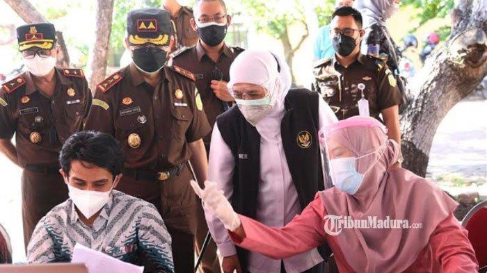Mobilitas Warga di Kota Malang Masih Tinggi, Gubernur Upayakan Suplai Oksigen untuk Pasien Isoman