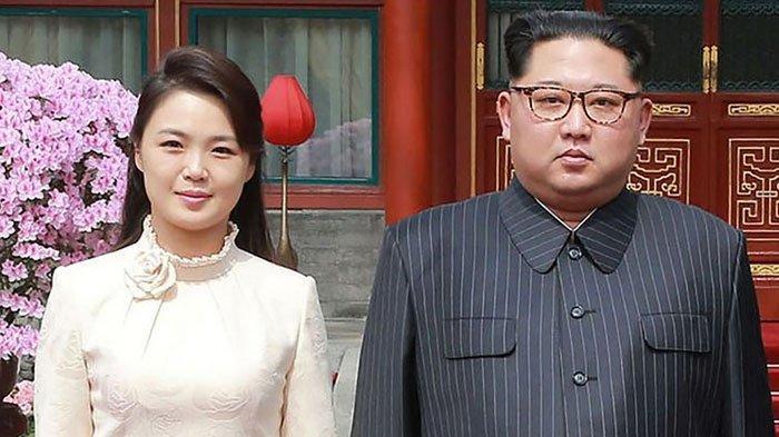 Sosok Istri Kim Jong Un, Ri Sol Ju Pernah Jadi Pemandu Sorak Korea Utara Hingga Identitas Misterius