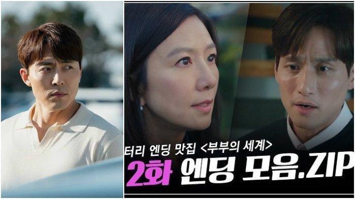 Lee Moo Saeng Pemeran Dokter Kim Ungkap soal Kemungkinan The World of the Married Season 2