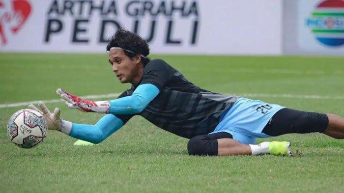 Madura United Vs PSM Makassar, Laskar Sapeh Kerrab Asah Sektor Kiper Antisipasi Penyerang Lawan