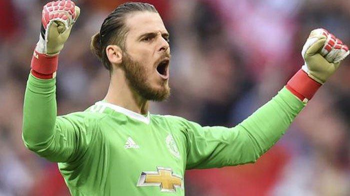 David De Gea Bukan Pilihan Utama di Manchester United, Kini Kondisinya Terungkap, Bakal Hengkang?