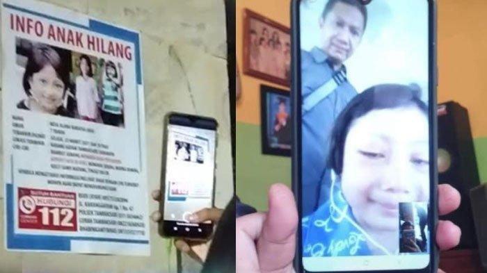 Ara Bocah Hilang Asal Surabaya Kini Ditemukan di Pasuruan, Sudah Video Call dengan Ibu, Kondisinya?