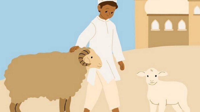 Sejarah Singkat Idul Adha, Awal Mula Penyembelihan Hewan Kurban Terjadi 2 Peristiwa di Masa Kenabian