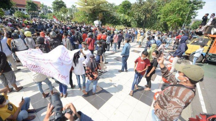 Hasil Demo Koalisi Masyarakat Madura Bersatu, Swab Antigen di Suramadu Ditiadakan, Cukup Pakai SIKM
