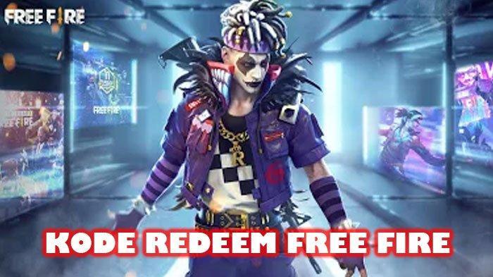 INILAH Kode Redeem FF Terbaru atau Free Fire 8 Juni 2021, Tukar di reward.ff.garena.com/id