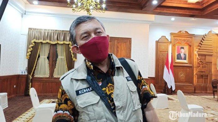 Tim Gugus Tugas Jatim Apresiasi Pasar Pujon Jalankan Protokol Covid-19, 3 Orang Reaktif Rapid Test