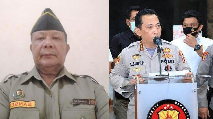 Banser Jatim Korda Madura Apresiasi Putusan Jokowi Tunjuk Listyo Sigit Prabowo Calon Tunggal Kapolri