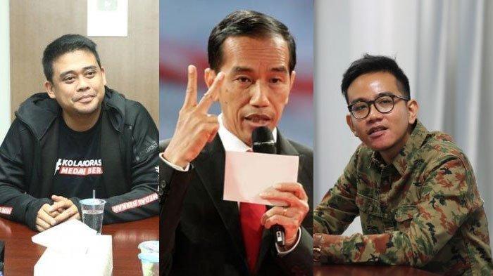 Catat Sejarah Baru Indonesia, Presiden Jokowi akan Punya Anak dan Menantu yang Jabat Kepala Daerah