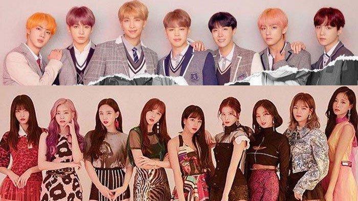 BTS Rajai Brand Idol Group Korea Selatan Bulan Agustus, Kalahkan TWICE, Red Velvet, hingga EXO