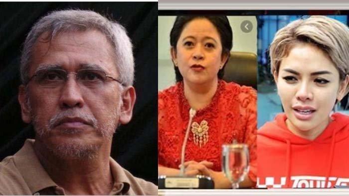 Dikeroyok 100 Pengacara Pendukung Puan Maharani, Nikita Mirzani Tantang Balik, Iwan Fals: Wah Repot