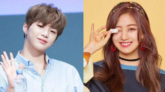 JYP Entertainment Konfirmasi Jihyo TWICE dan Kang Daniel Berkencan,KONNECT Beri Penjelasan Begini