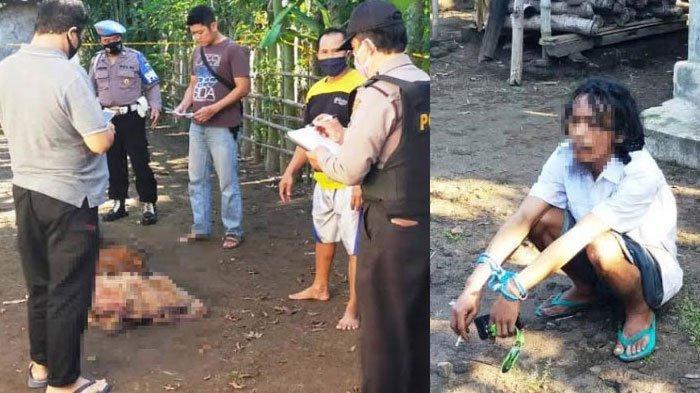 FAKTA Anak di Tulungagung Bunuh Ayah Seusai Dipukuli, Balas Aniaya, Pangku Sang Ayah Sambil Menangis