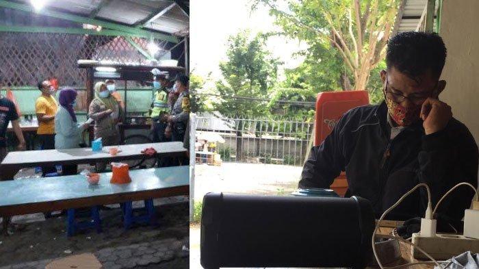 Nasib Penjaga Warkop di Surabaya Kena Gendam Pelanggan, Satu Laptop Korban Raib Dibawa Kabur