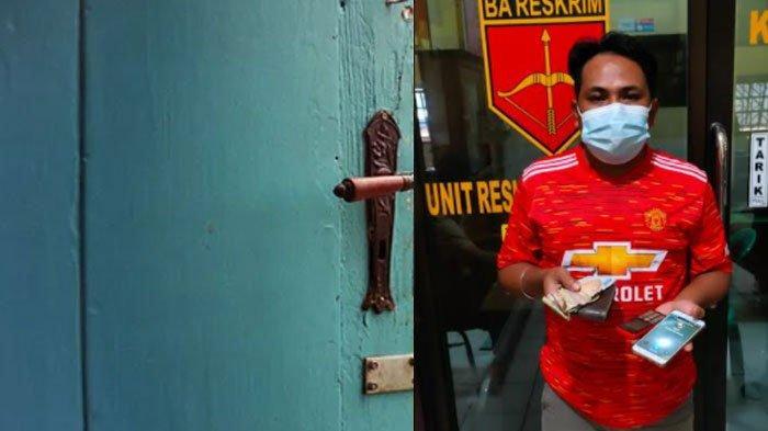 Lasminto Digerebek Polisi saat Asyik Berbuat Dosa di Kamarnya, Uang dan Ponsel Jadi Barang Bukti