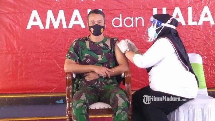 HOAKS Efek Samping Vaksin Covid-19 Perbesar Alat Kelamin, Dandim 0829 Bangkalan: Jangan Ditanggapi