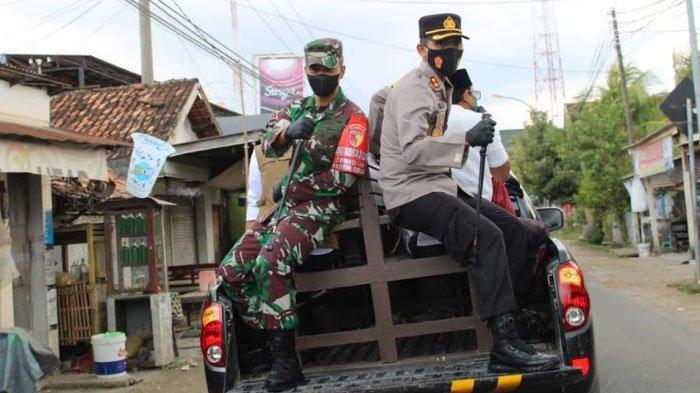 Bupati Bangkalan, Kapolres dan Dandim 0829 Imbau Prokes Gunakan Pengeras Suara Keliling Arosbaya