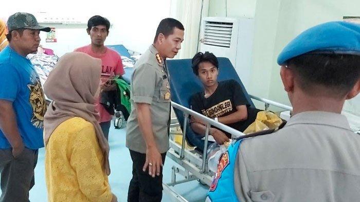 Mobil Polisi Tabrak Pengendara di Kota Malang, Polresta Malang Kota Tanggung Biaya Perawatan Korban