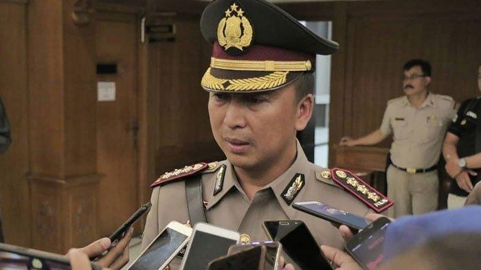 Polrestabes Surabaya Terjunkan500 Personel Amankan Jalannya Demo Mahasiswa di Depan DPRD Jatim