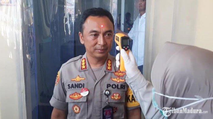 Polrestabes Surabaya Siap Bubarkan Warga yang Nekat Keluar Rumah di Tengah Wabah Virus Corona