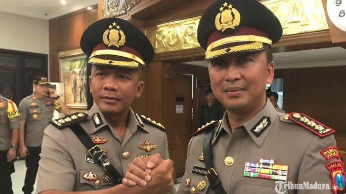 SosokKombes Pol Sandi Nugroho, Kapolrestabes Surabaya yang Baru,Lulusan Terbaik di Bidang Reserse
