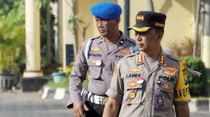 Polrestabes SurabayaPuncaki PeringkatPengungkapan Kasus Terbanyakpada Operasi Sikat Semeru 2019