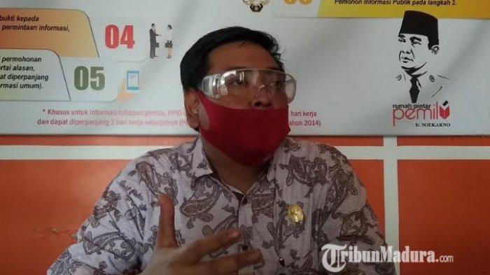 Hasil Tes Swab 13 Petugas Verifikasi Faktual KPU Kota Blitar Dinyatakan Negatif Virus Corona