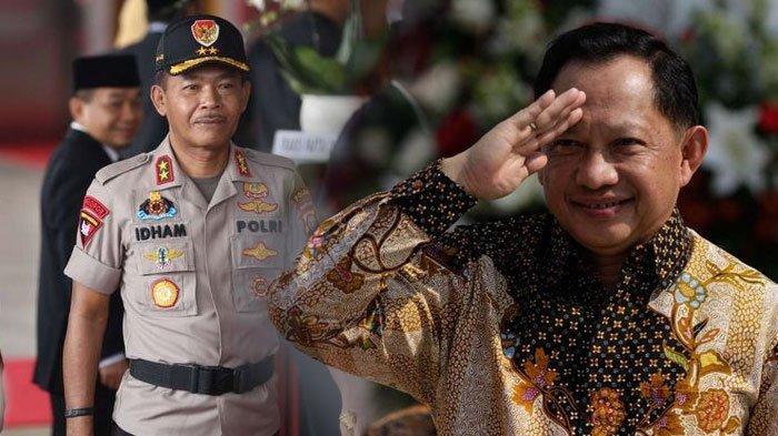 Idham Azis yang Lumpuhkan Gembong Teroris Dr Azhari di Kota Batu Akhirnya Jadi Kapolri Gantikan Tito