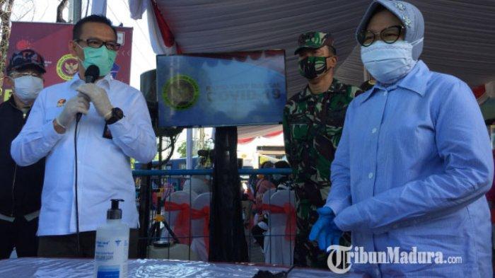 Putus Mata Rantai Penyebaran Covid-19, BIN dan Pemkot Surabaya Gelar Rapid Test Massal di Zona Merah