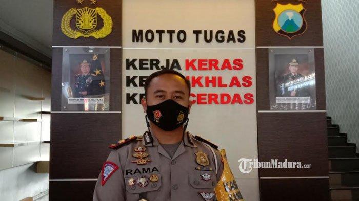 Kasat Lantas Polresta Malang Kota, Kompol Ramadhan Nasution