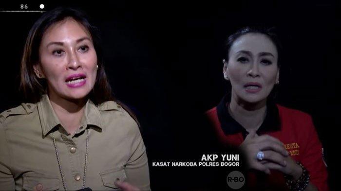 Simak Profil dan Biodata Kompol Yuni Purwanti, Kerap Tampil Acara 86, Kini Terjerat Kasus Sabu