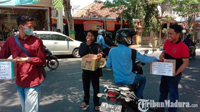 Penggalangan Dana Bantuan Korban Bencana di Jalanan Dilarang, Pemkot Surabaya Didesak Bersikap Tegas