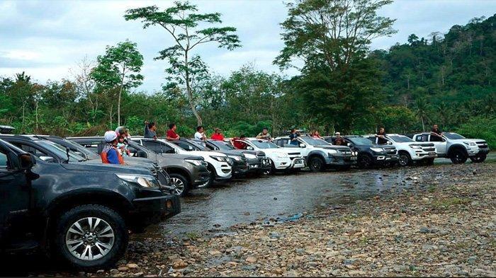 Mau Aman Nyaman Gelar Touring Dengan Konvoi, Berikut Tips ala Komunitas Trailblazer Indonesia (TBZI)
