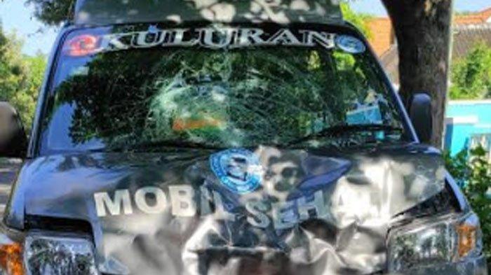 Kronologi Adu Moncong Ambulans dengan Motor Tak Terelakkan, Pengendara Motor Tewas di Lokasi