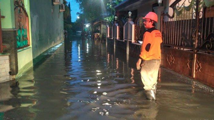 Antisipasi Banjir dan Longsor, BPBD Pamekasan Siagakan dan Petakan Daerah yang Rawan Bencana
