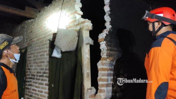 Terus Bertambah, Jumlah Bangunan yang Rusak Akibat Gempa di Blitar Capai 220, Didominasi Rumah Warga