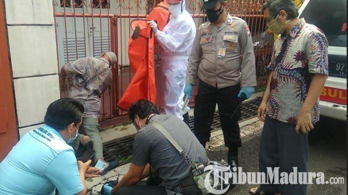 Diduga Alami Serangan Jantung, Seorang Pria di Malang Tewas Mendadak di Depan Pagar Rumah Warga